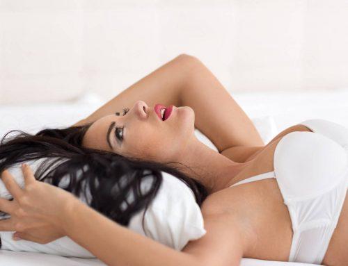 Cómo dar un masaje tántrico a una mujer