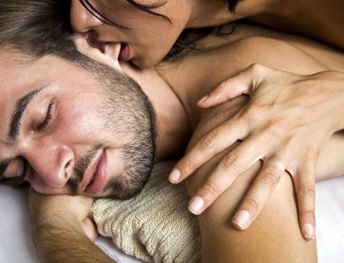Por qué disfrutar de un masaje erótico con tu pareja